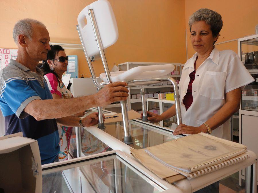 sancti spiritus, discapacidad, ancianos, envejecimiento poblacional, salud publica