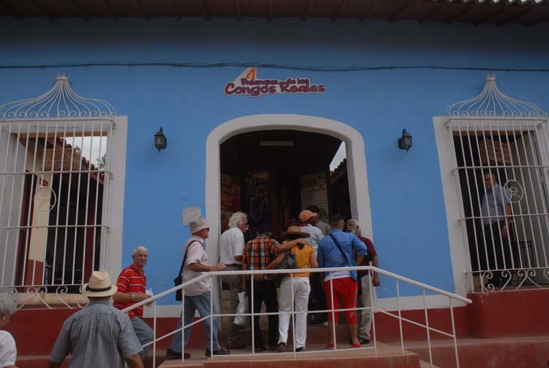 sancti spiritus, trinidad, palenque de los congos reales, oficina del conservador, ballet folclorico