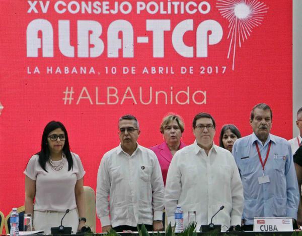ALBA, TCP, CUBA, VENEZUELA, SOLIDARIDAD