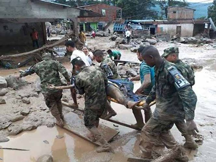 La cifra de fallecidos en avalancha en Mocoa sube a 290
