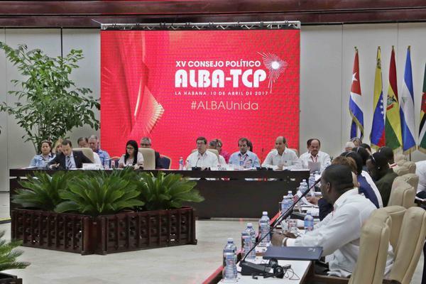 ALBA, TCP, ECUADOR, CUBA
