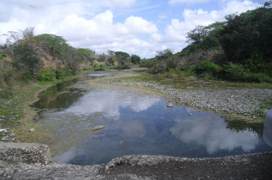 sancti spiritus, sequia, rio zaza, recursos hidraulicos