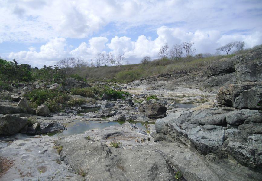 sancti spiritus, sequia, rio zaza