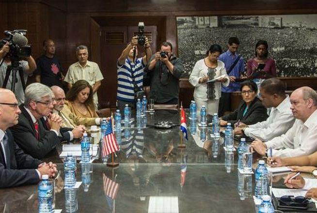 Cuba, EE.UU., Misisipi, Comercio Exterior, inversión extranjera