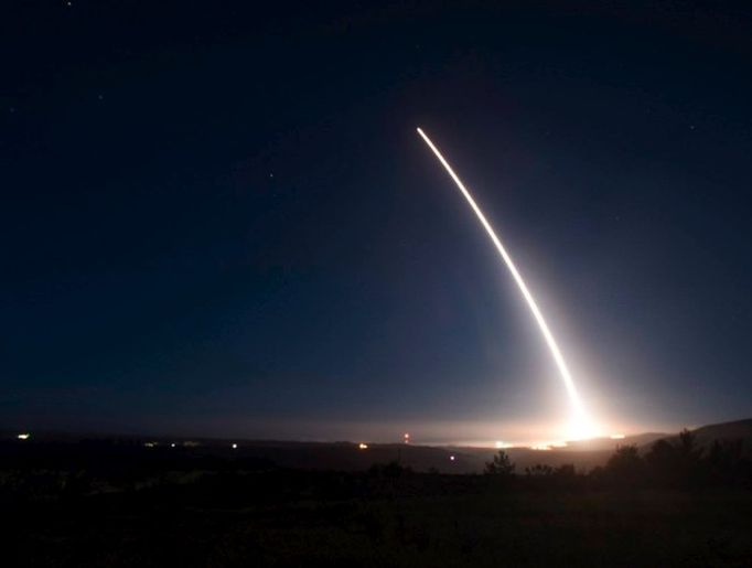 EE.UU., armas nucleares