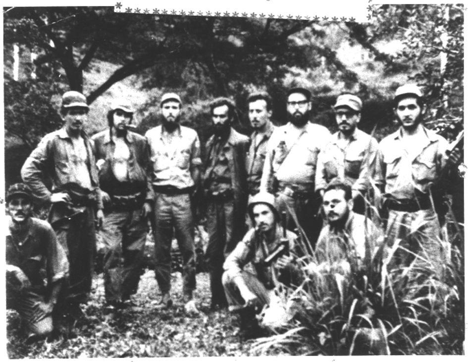 Directorio, Che Guevara, escambray, Sancti Spíritus, Historia