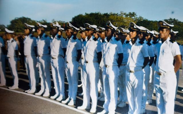 FAR, servicio militar, Marina de Guerra