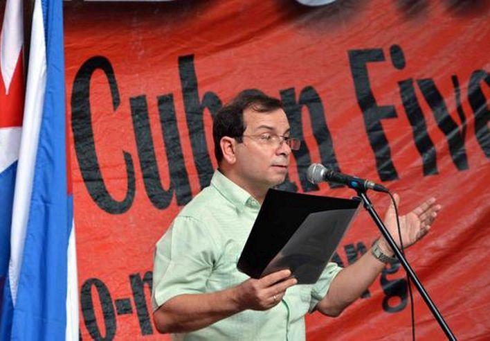 ICAP, Ferrnando González, solidaridad, Los Cinco