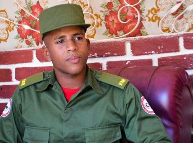 sancti spiritus, trinidad, FAR, servicio militar