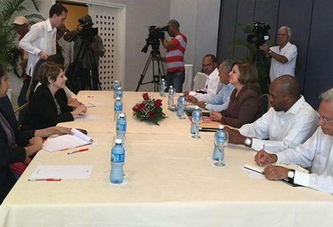 cuba, relatora onu, trata de personas, derechos humanos
