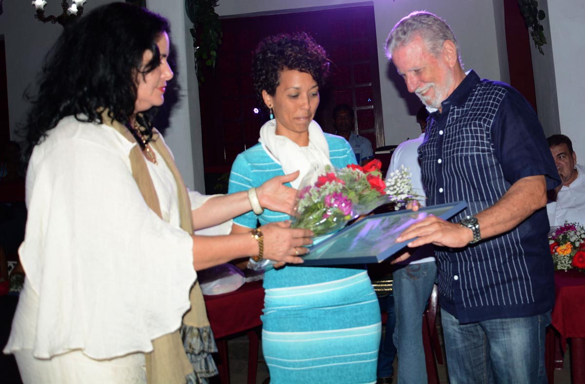 Premio Primero e mayo, CTC, Sancti Spíritus, prensa