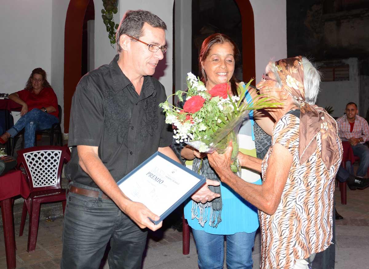Premio Primero de mayo, prensa, CTC