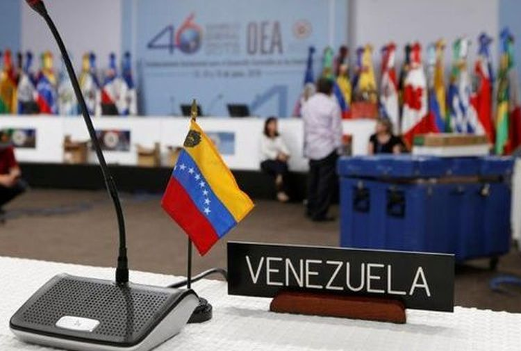 Venezuela, OEA, retirada, Nicolás Maduro