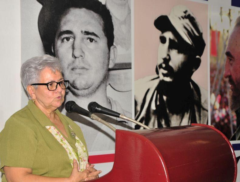 Sancti Spíritus, Contraloría, Primero de Mayo, Fidel Castro