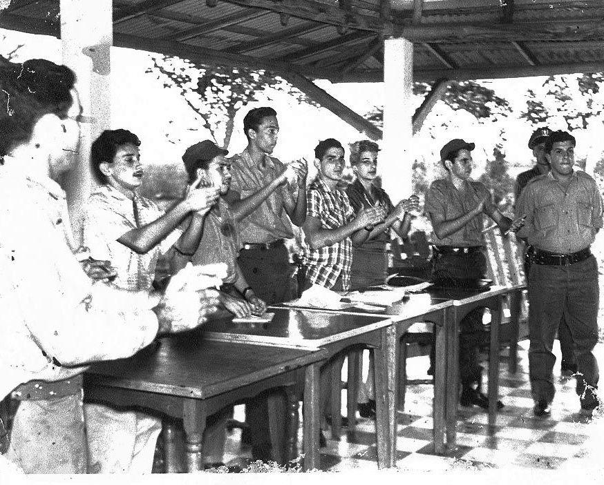 sancti spiritus, union de jovenes comunistas, ujc