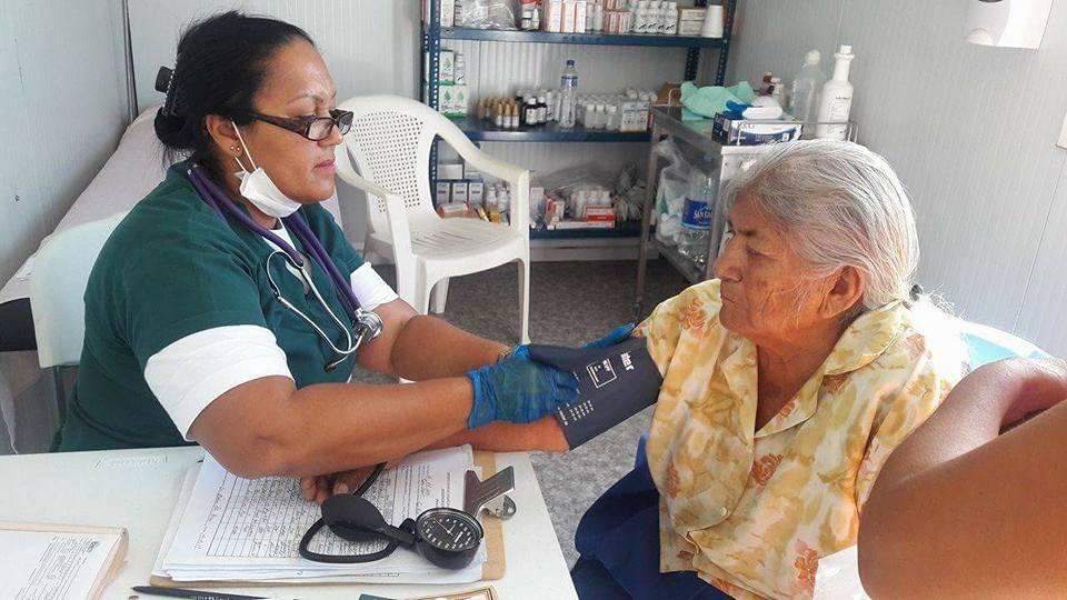 cuba, peru, medicos cubanos, contingente henry reeve, intensas lluvias