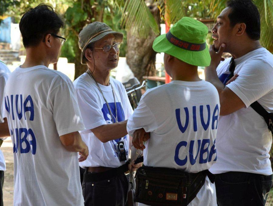 cuba, solidaridad con cuba, dia internacional de los trabajadores, crc, primero de mayo