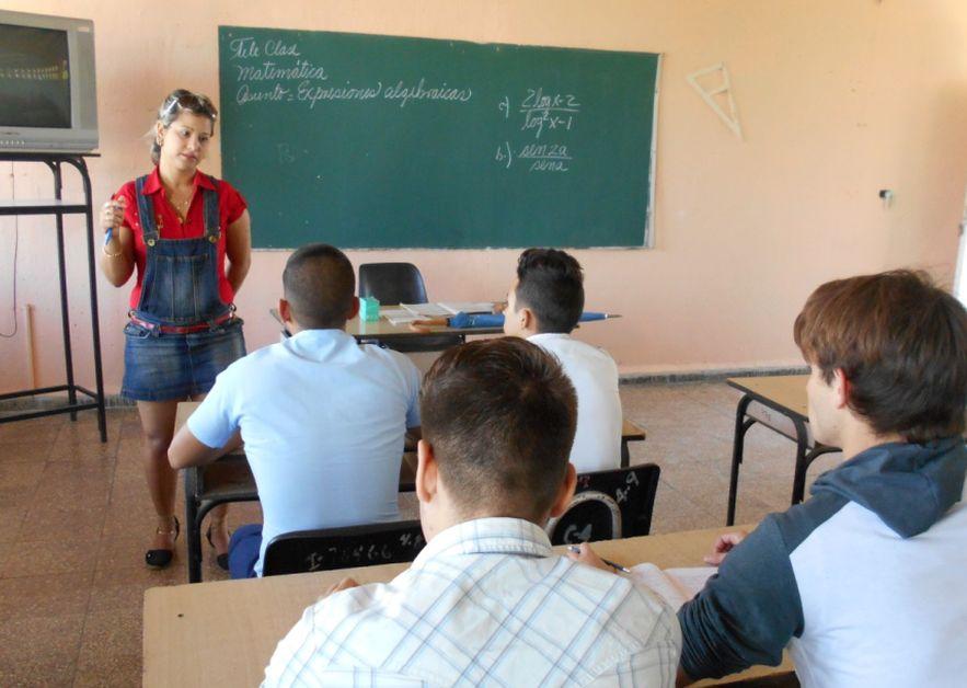 sancti spiritus, educacion, cobertura docente, educacion primaria, enseñanza secundaria basica, preuniversitarios