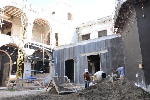 constructores, Sancti Spíritus, primero de mayo