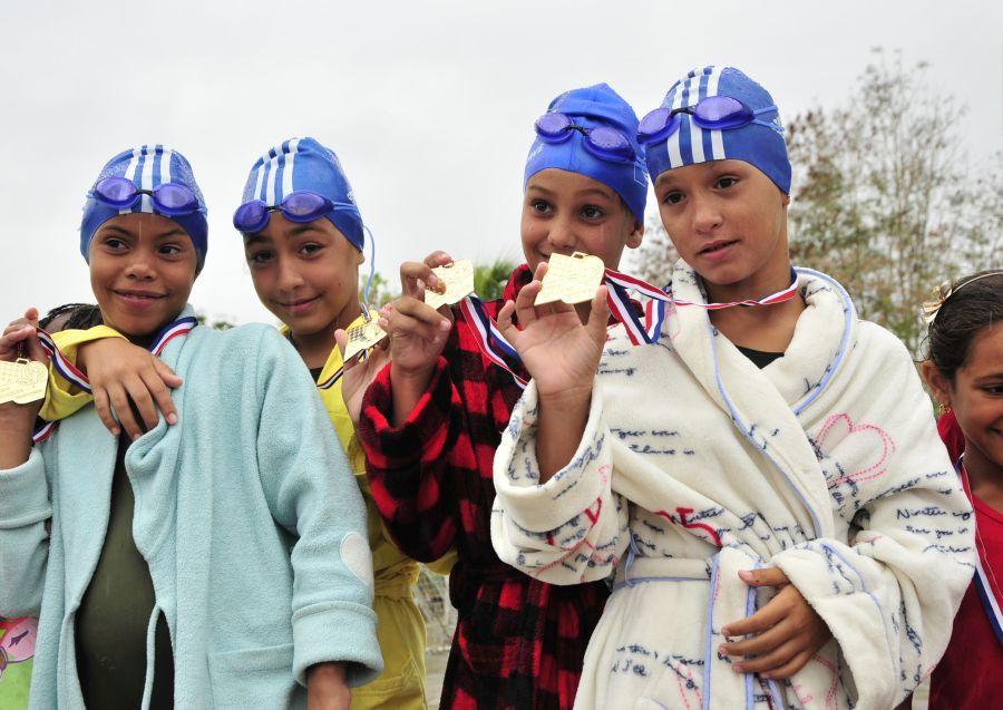 Copas Pioneriles, deporte escolar