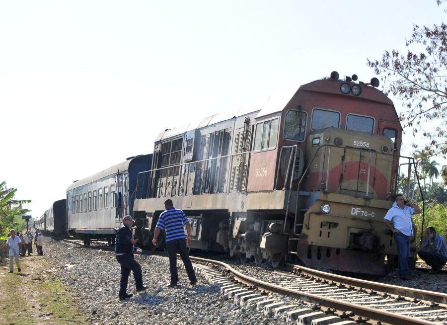 sancti spiritus, accidente ferroviario, ferrocarril, jatibonico