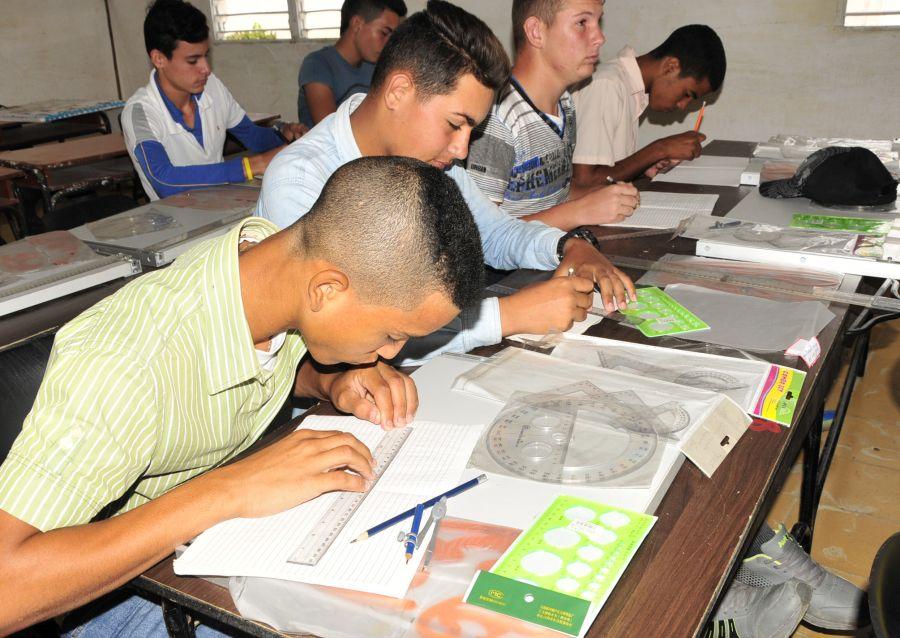 sancti spiritus, educacion, enseñanza tecnica y profesional, etp, enseñanza secundaria basica