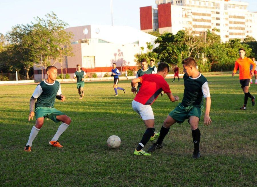 sancti spiritus, futbol, campeonato nacional de futbol