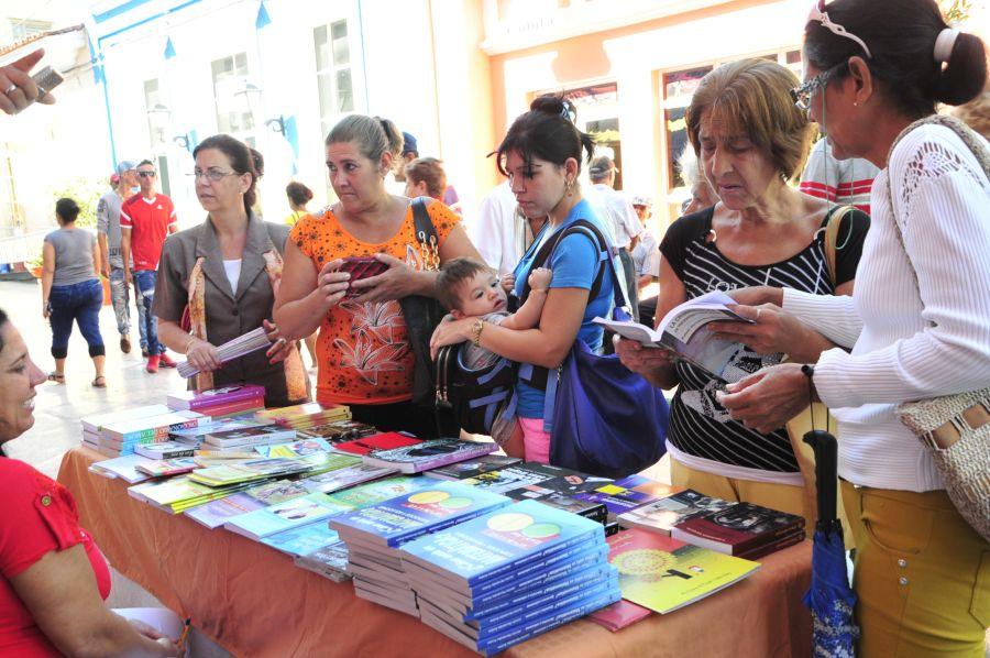 Feria del Libro, Canadá, Sancti Spíritus