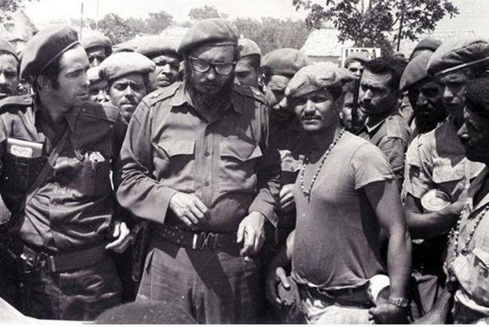 cuba, playa giron, fidel castro, revolucion cubana, historia de cuba