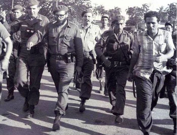 cuba, fidel castro, playa giron, revolucion cubana, historia de cuba