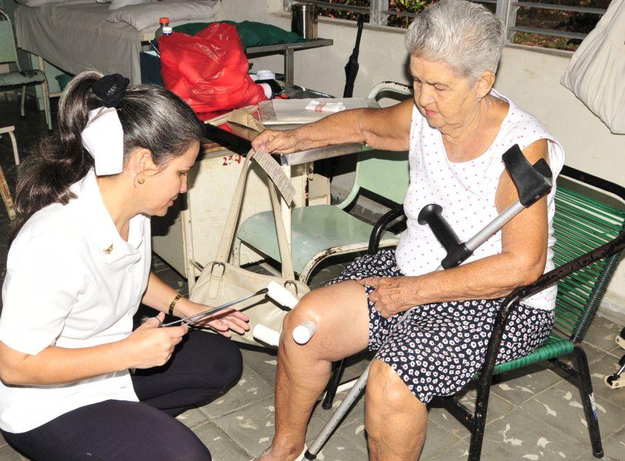 fisioterapia, salud, Sancti Spíritus