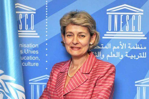 UNESCO, Cuba, Irina Bokova