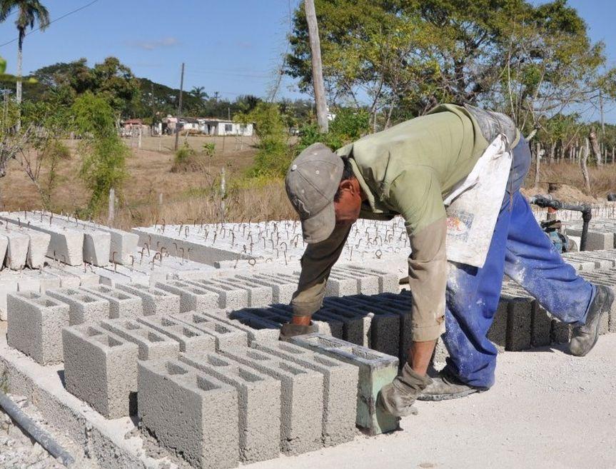 cuba, materiales de la construccion, subsidios, ministerio de trabajo y seguridad social