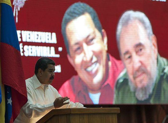 cuba, venezuela, solidaridad, integracion, nicolas maduro, alba-tcp, raul castro