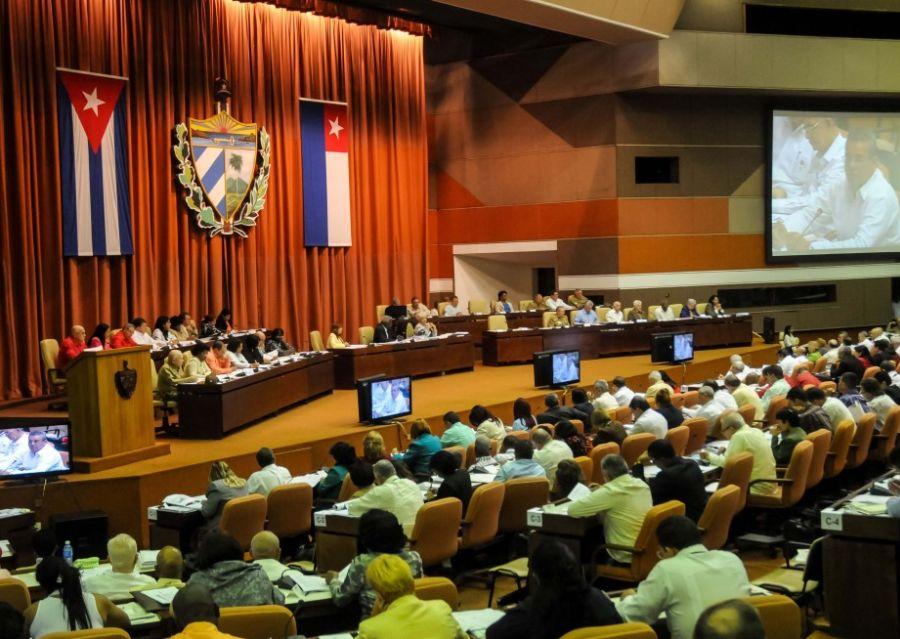 cuba, asamblea nacional de poder popular, parlamento cubano
