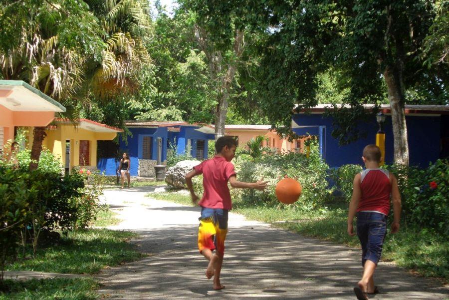 campismo, Sancti Spíritus, Cuba