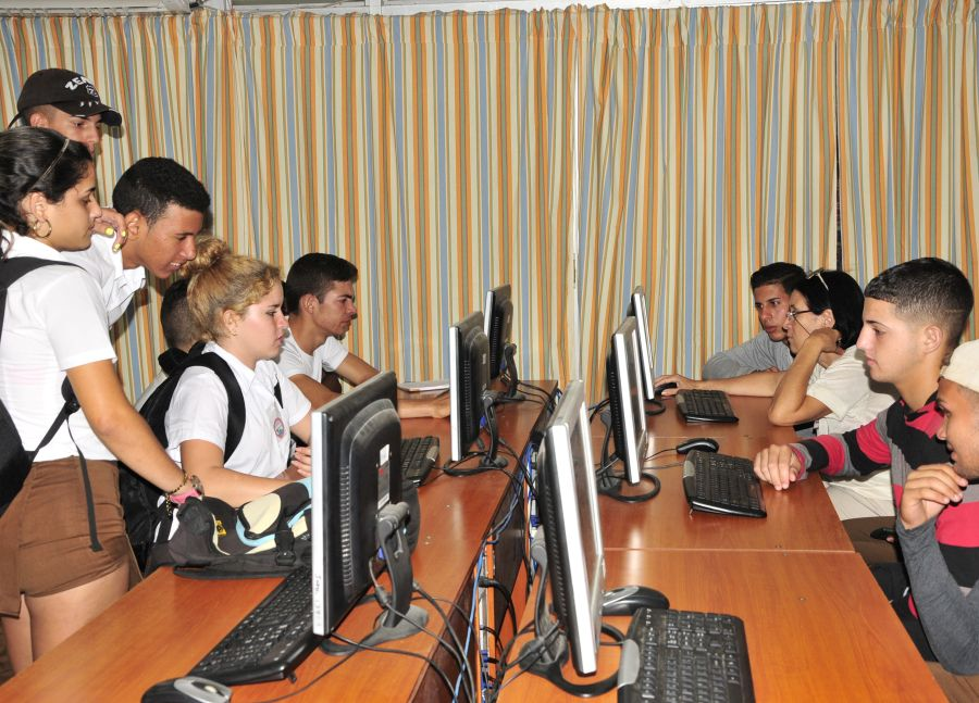 informatización, deporte, Sancti Spíritus, Cuba