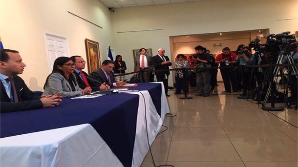 Venezuela, Celac, El Salvador