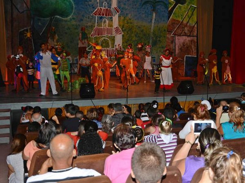 sancti spiritus, teatro, cabotin teatro, salas de teatro