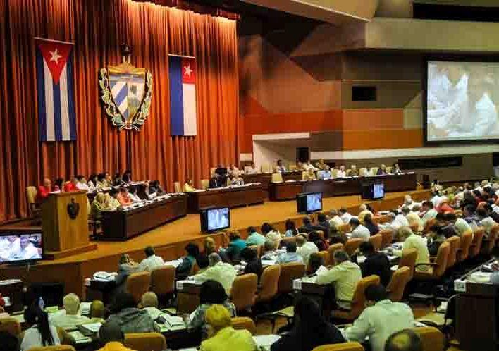 cuba, asamblea nacional del poder popular, parlamento cubano, VV congreso del partido comunista de cuba