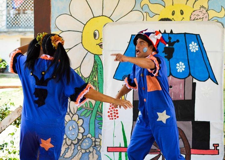 Romerías de mayo, Holguín, jóvenes artistas