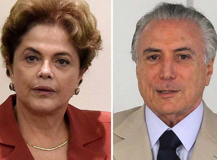 brasil, dilma rousseff, michel temer