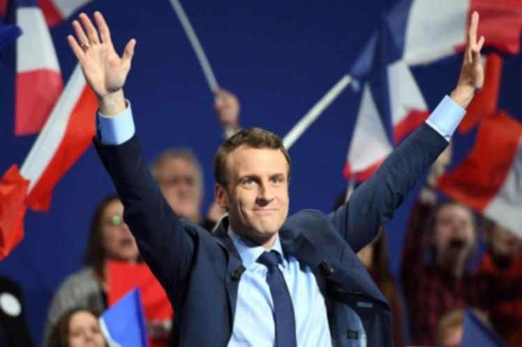 Francia, elecciones, Emmanuel Macron