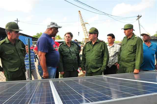 Meteoro 2017, Consejo de defensa, Sancti Spíritus, Cuba, defensa civil