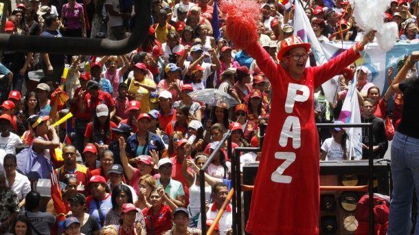 Venezuela, mujeres paz, constituyente, Nicolás Maduro