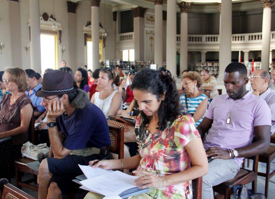 Voces de la república, historia, Sancti Spíritus, Cuba