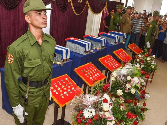 FAR, Raúl Castro, accidente, aviación, militares