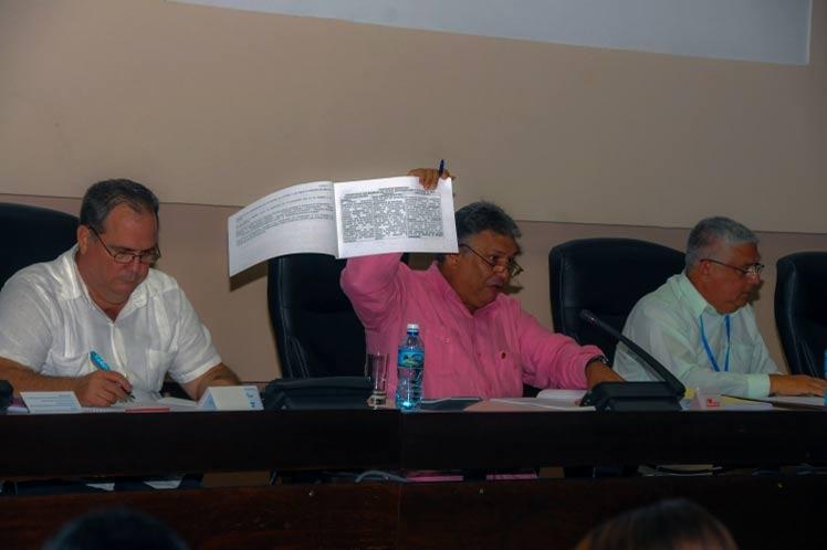 Asamblea Nacional, lineamientos, desarrollo sostenible