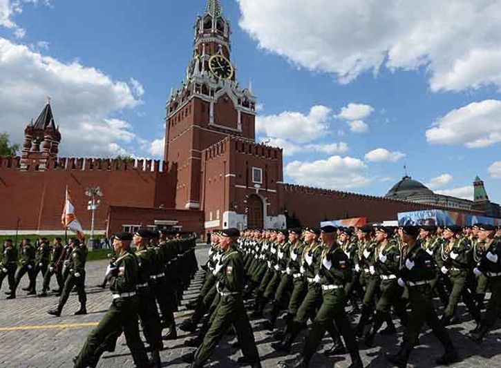rusia, victoria sobre el fascismo