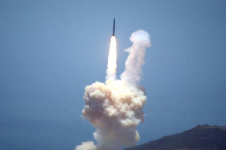 EE.UU., Pentágono, misil